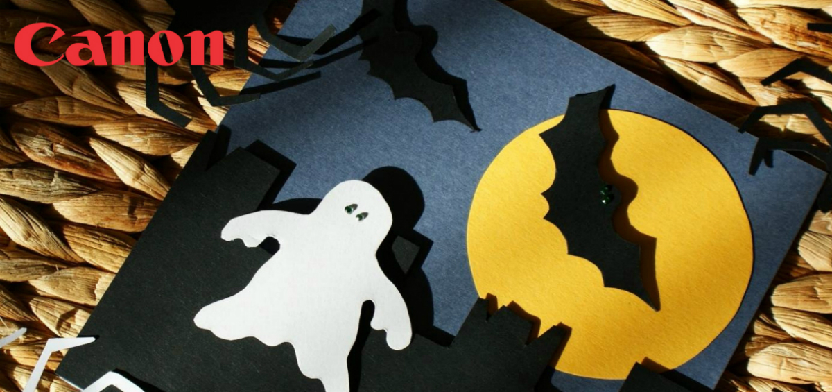 Canon Creative Park: Γιορτάζουμε το Halloween στο Public!