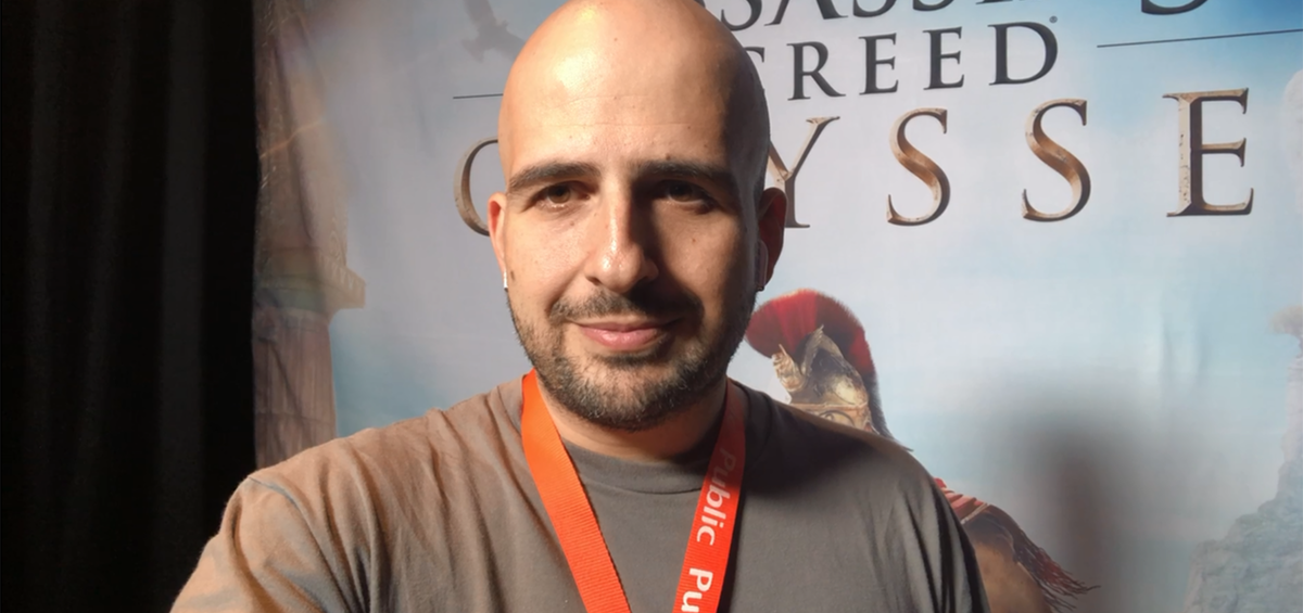 Assassin's Creed Odyssey: 4+1 ερωτήσεις στον Παύλο Παπαπαύλου