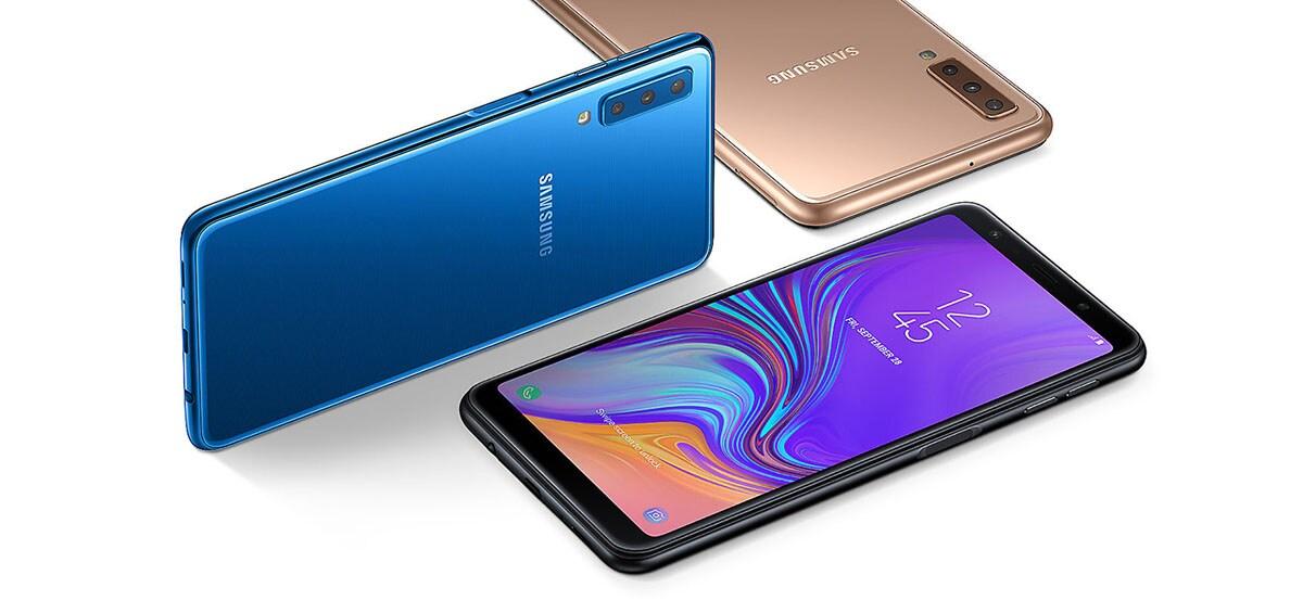Samsung Galaxy σειρές A και J: νέες αφίξεις που κλέβουν εντυπώσεις