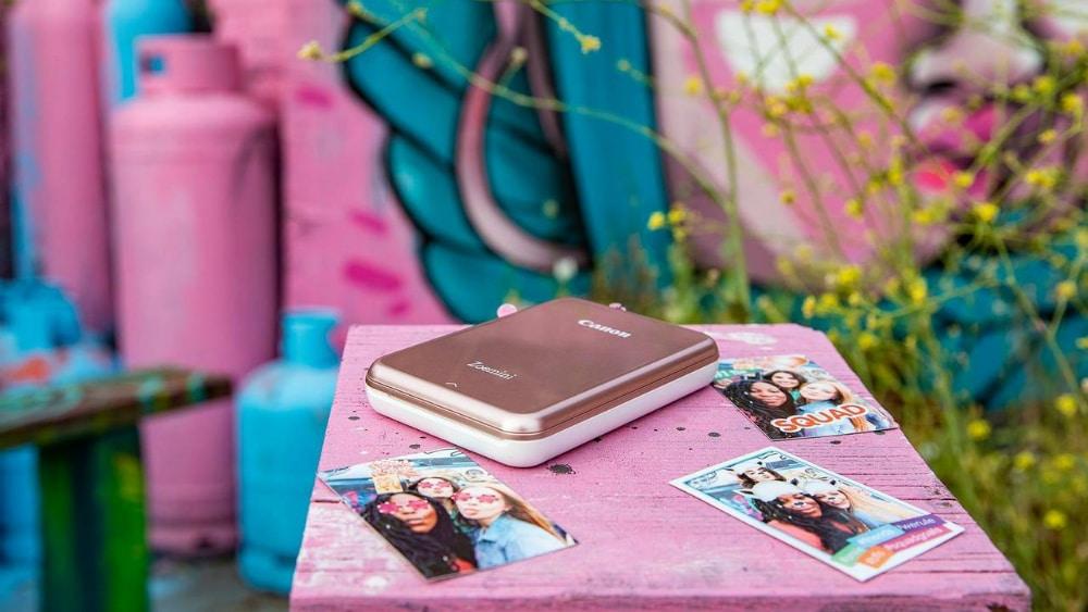 Canon Zoemini: Ο εκτυπωτής τσέπης που θα λατρέψεις!