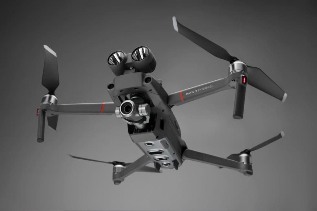 DJI Mavic 2 Enterprise: drone για ειδικές αποστολές