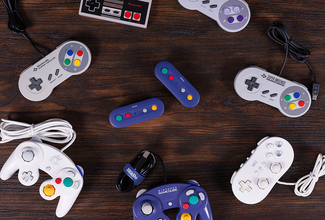 Gbros: Ασύρματος αντάπτορας για ατελείωτο gaming στο Nintendo Switch