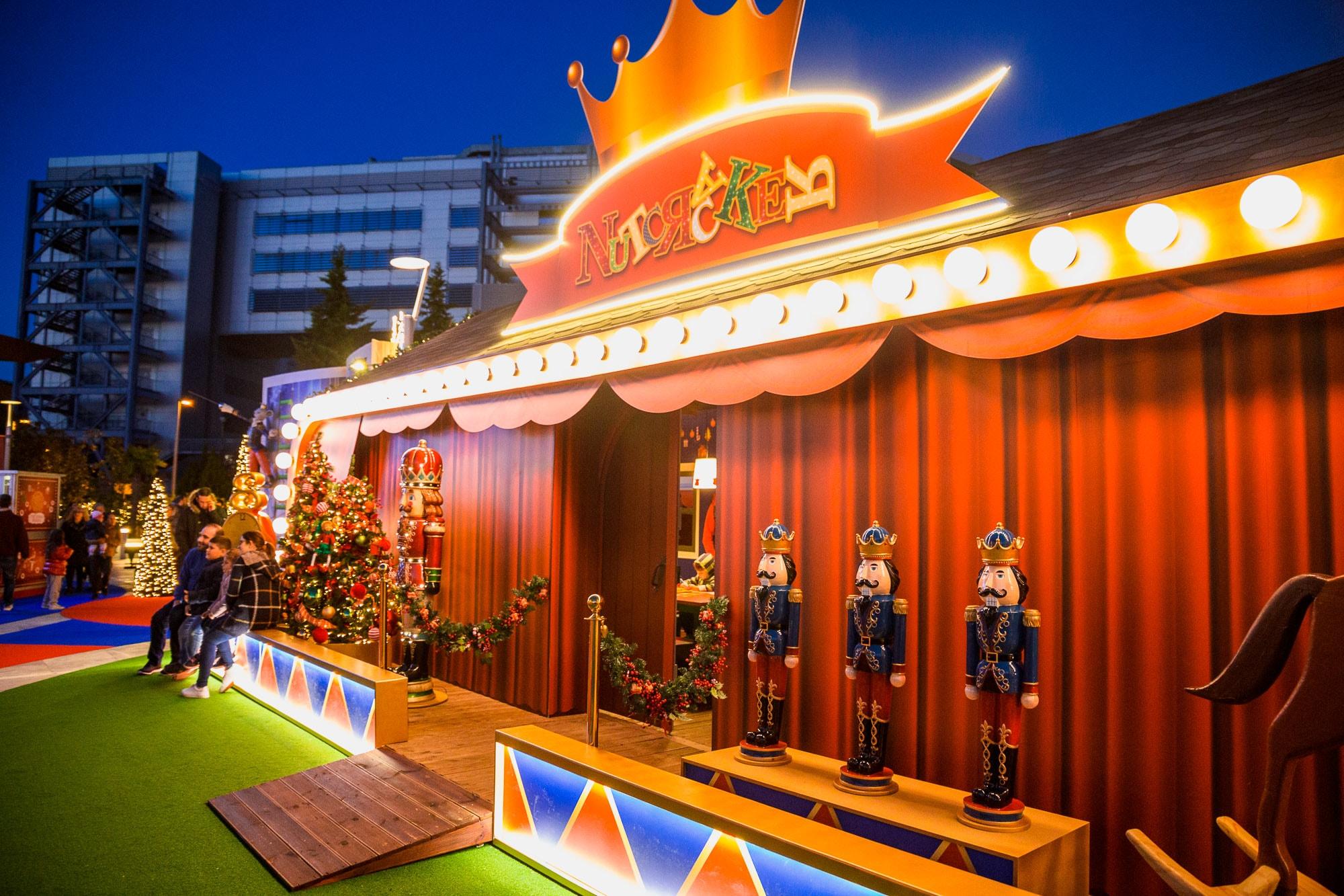 Ο Κόσμος των Δώρων ζωντανεύει από το Public στο θεματικό πάρκο του Golden Hall!