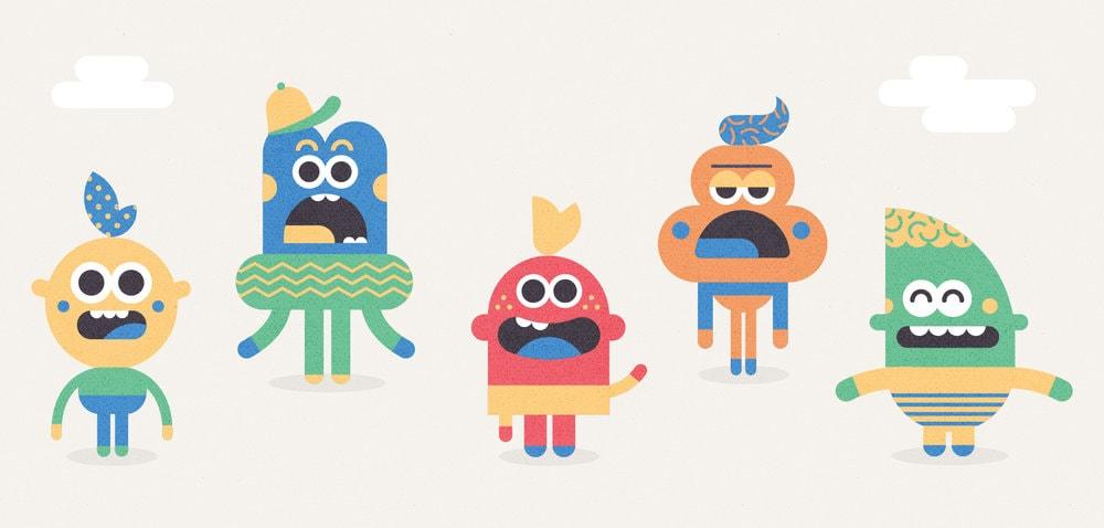 Breathe, Think, Do: 4 apps για τα πιο χαλαρά παιδιά