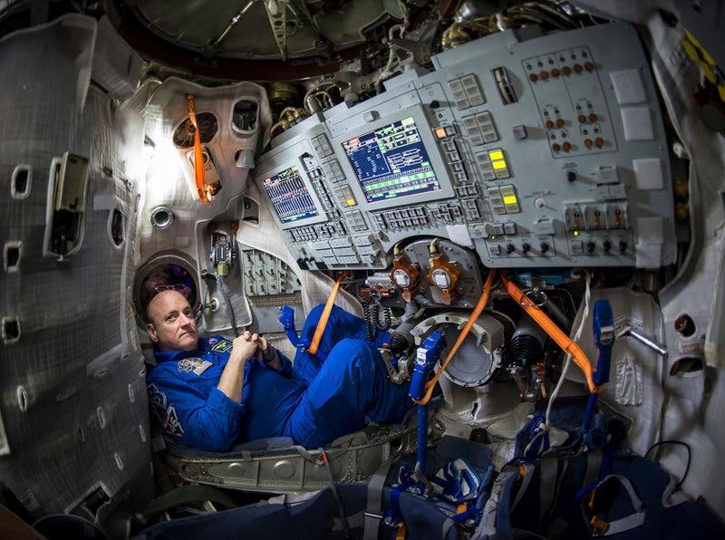 Αντοχή: Ο Σκοτ Κέλι για τον ένα χρόνο που πέρασε στο Διάστημα