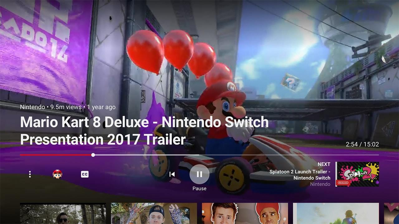 Το YouTube πλέον διαθέσιμο και στο Nintendo Switch