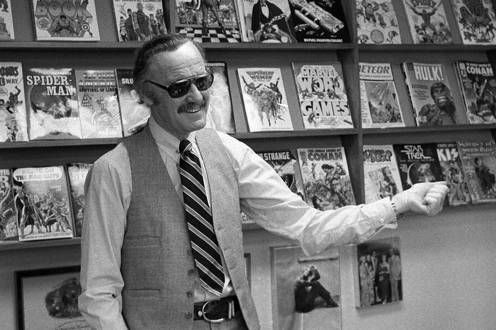 Stan Lee: Το Public Blog αποχαιρετά τον mister Marvel