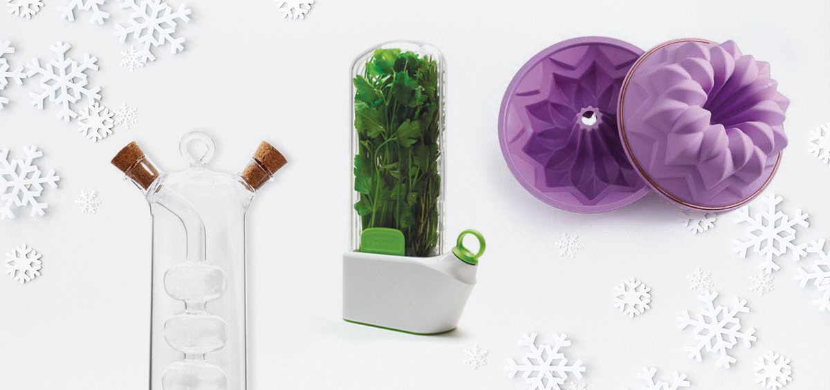 Christmasround the corner: Tα καλύτερα δώρα για το σπίτι!