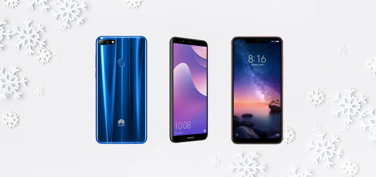 Το απόλυτο δώρο: Smartphones για τα Χριστούγεννα!