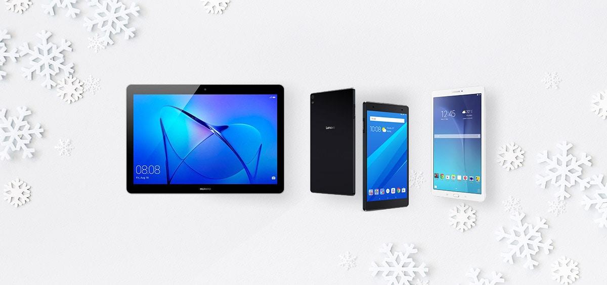 Τα καλύτερα tablets για τα γιορτινά σου δώρα