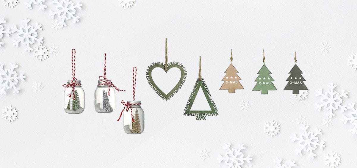 Ανυπομονείς για Χριστούγεννα; Στολίδια και γούρια για τους αγαπημένους σου!