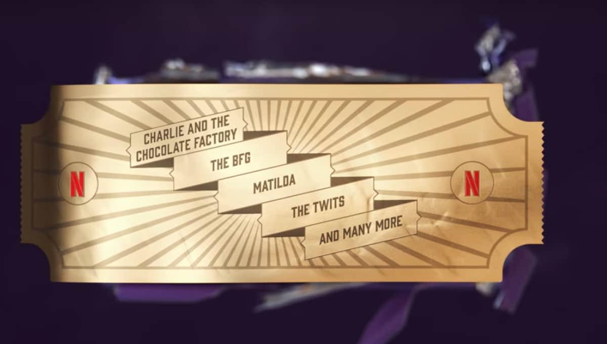 Οι ιστορίες του πολυαγαπημένου Roald Dahl στην οθόνη του Netflix!