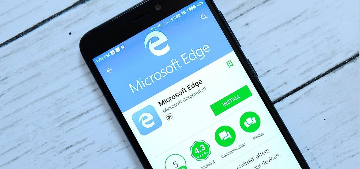 H Microsoft ετοιμάζει νέα έκδοση του Edge βασισμένη στον Chrome