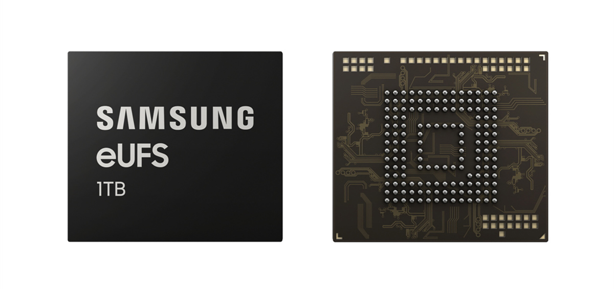 H Samsung σπάει το φράγμα του 1TB σε flash storage!