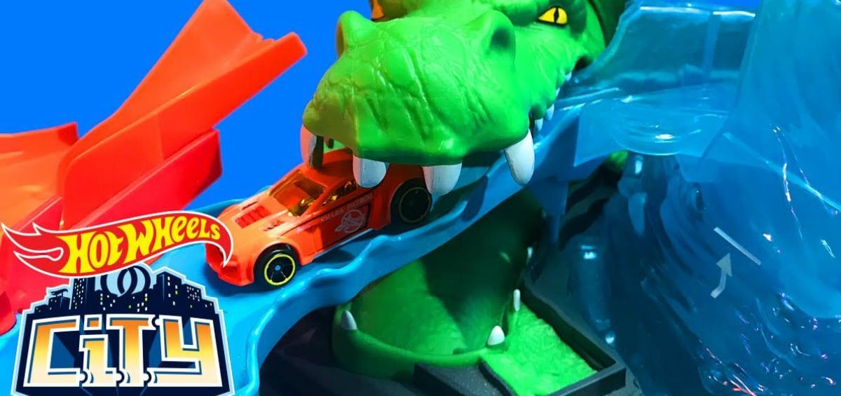 Επικές γιορτές με το πλυντήριο αυτοκινήτων Hot Wheels!