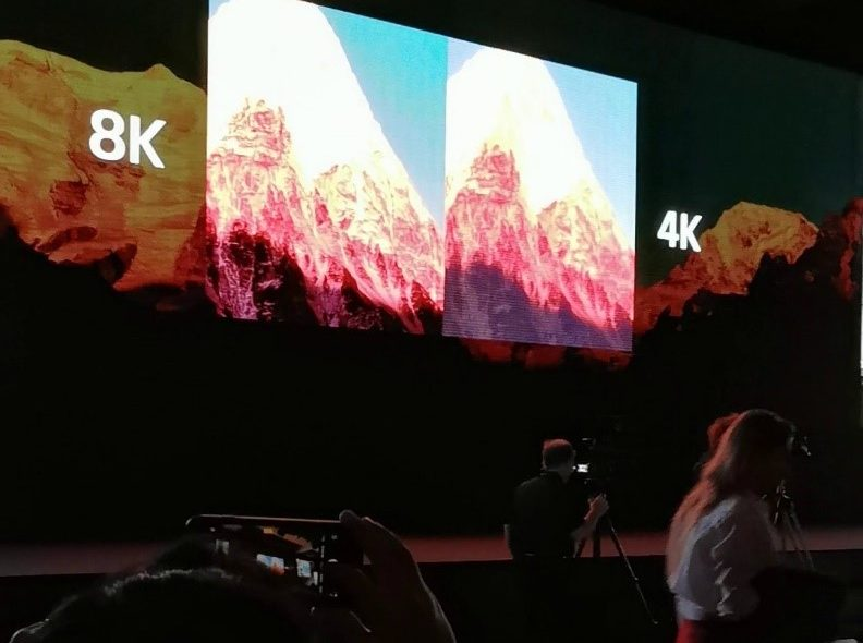CES 2019: Η LG κλέβει εντυπώσεις με 8K σε LCD και OLED