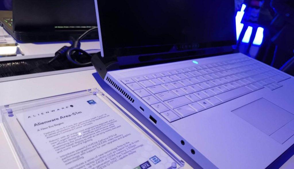 CES 2019: Η Alienware κάνει level up στα gaming laptops