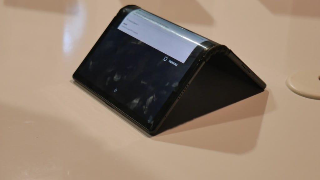 CES 2019: Royole Flexpai, το πρώτο αναδιπλούμενο smartphone