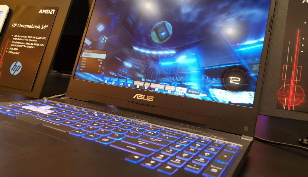 CES 2019: Η Asus ανεβάζει τον πήχυ στα gaming laptops με το FX505DY