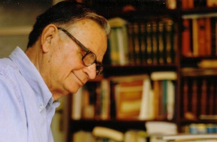 Σαράντος Καργάκος: Έφυγε από τη ζωή ο σπουδαίος ιστορικός και δοκιμιογράφος