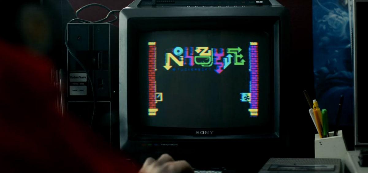 Παίξε το Nohzdyve που εμφανίζεται στο Black Mirror: Bandersnatch