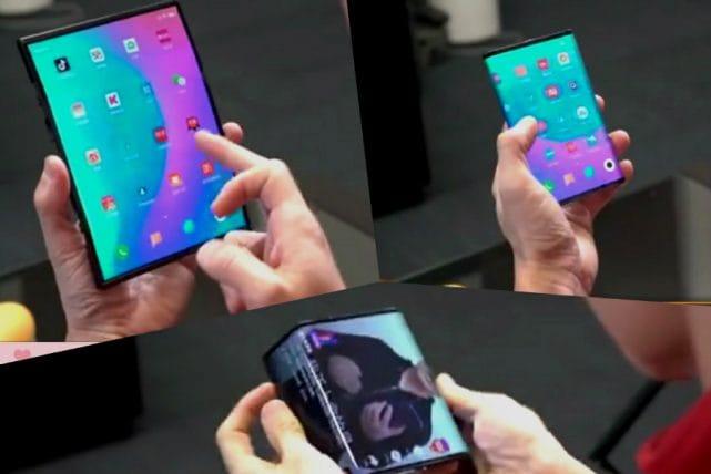 Η Xiaomi παρουσίασε το πρώτο foldable smartphone της (video)