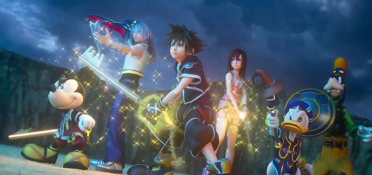 Kingdom Hearts III: Χτυπάει κορυφή στα UK charts
