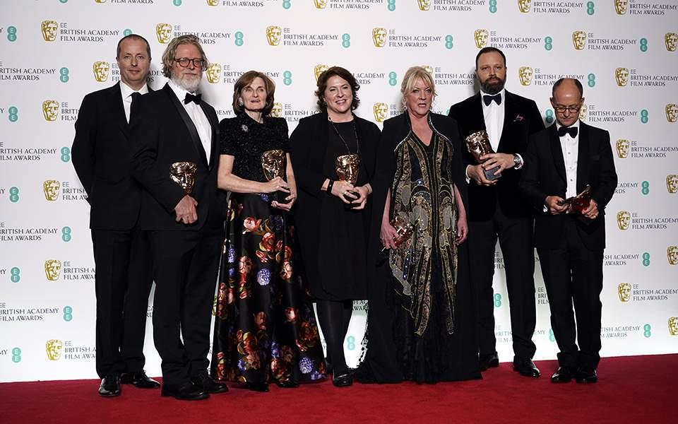 BAFTA: Θρίαμβος με επτά βραβεία για τον Γιώργο Λάνθιμο