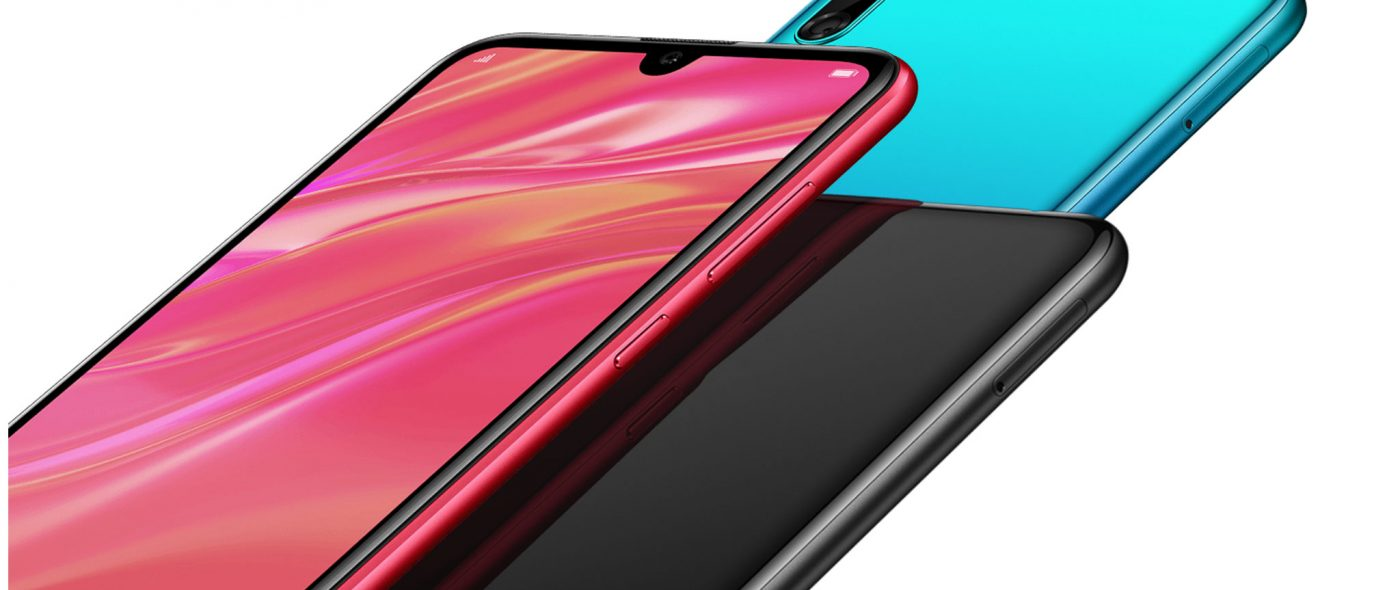 Huawei Y7 2019: Η απόλυτη value for money πρόταση!