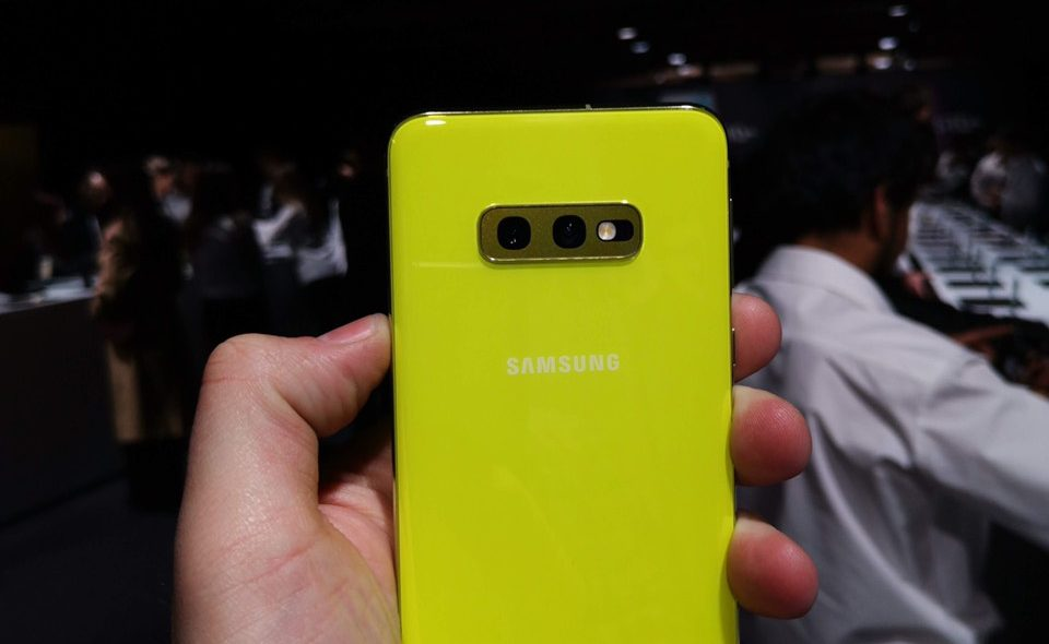 Samsung Galaxy S10: Ανταπόκριση από Λονδίνο