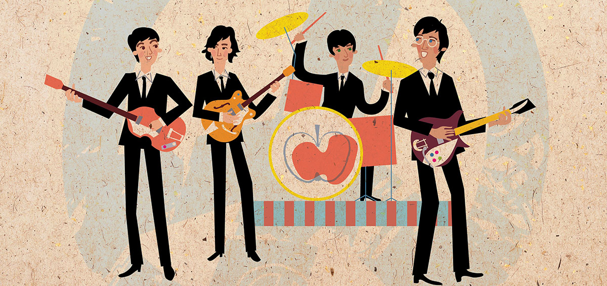 Ο Peter Jackson ετοιμάζει ταινία για τους Beatles