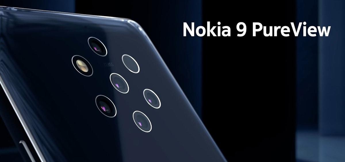 Nokia 9 PureView: Ο πήχης ανεβαίνει με πενταπλή κάμερα!