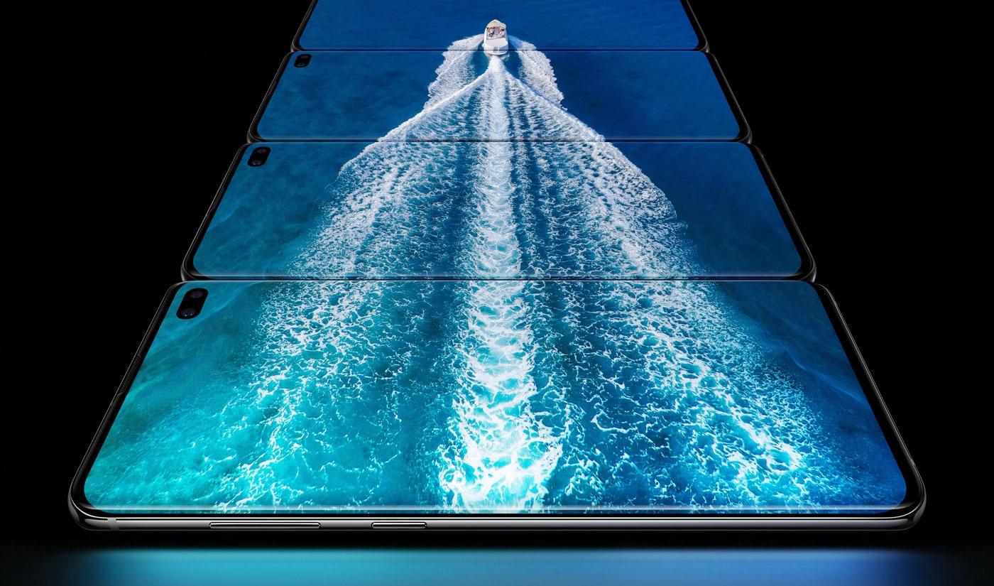 Samsung Series S10: Crash test με S8 και S9