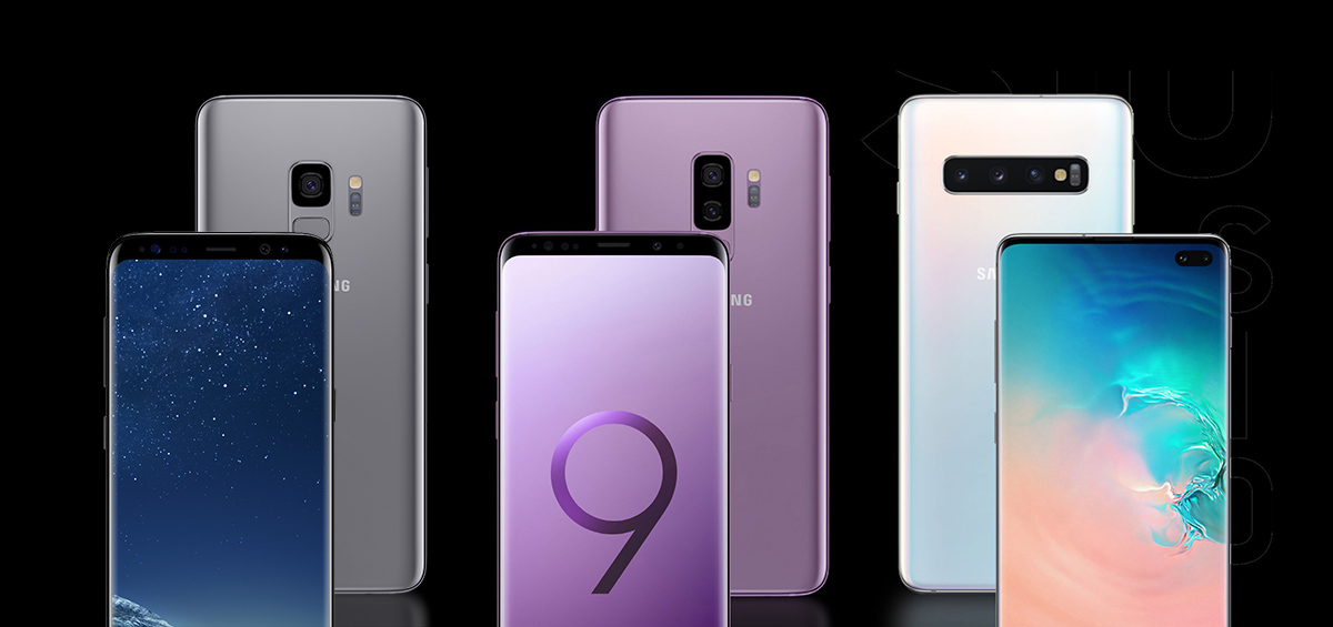 Samsung Series S10: Crash test με S8 και S9
