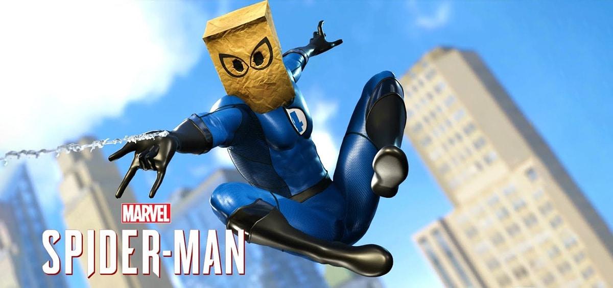 PS4: Δύο νέες «φανταστικές» στολές προστέθηκαν στο Spider-Man
