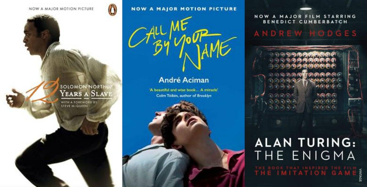 Βιβλία που έγιναν ταινίες και έγραψαν ιστορία στα Όσκαρ!