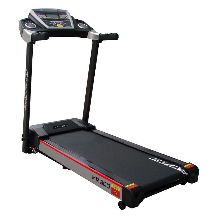 Διάδρομος Γυμναστικής Protred Mr-300 1,75hp: Stay fit εντός σπιτιού