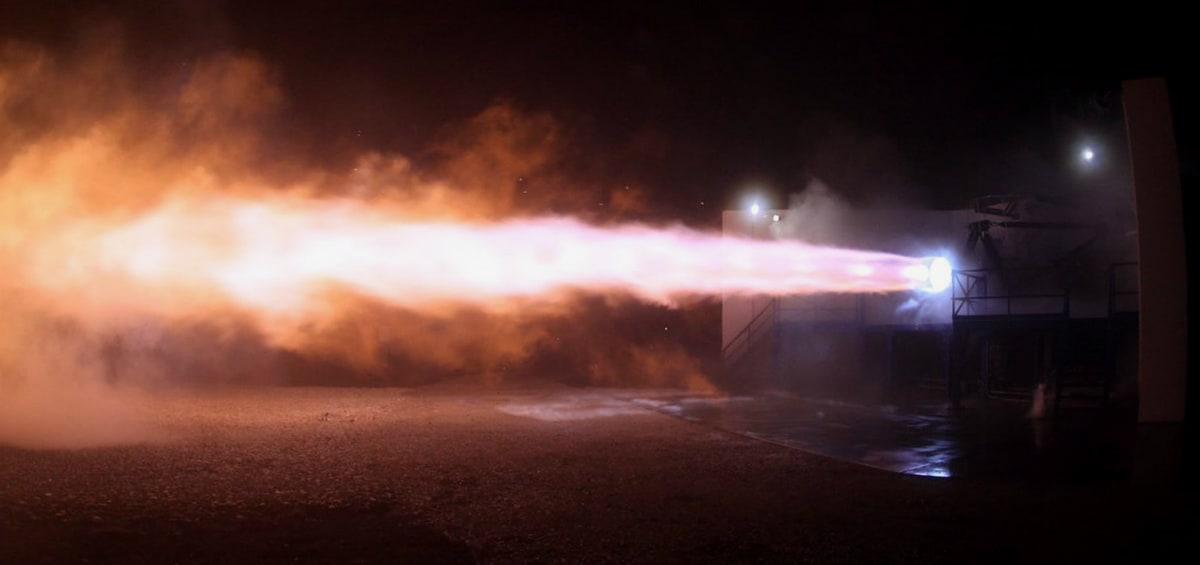 Elon Musk: Η πρώτη δοκιμή για τη μηχανή του Starship!