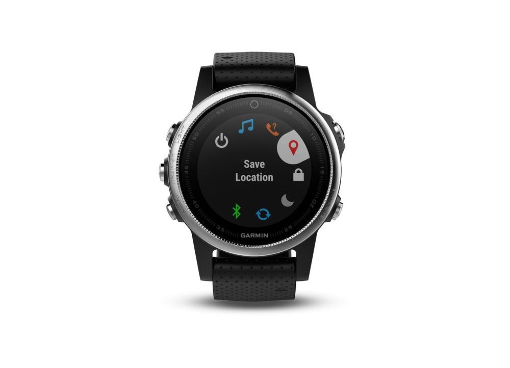 Σειρά Garmin fenix 5: αθλητικό ρολόι με GPS για δράση με στυλ!
