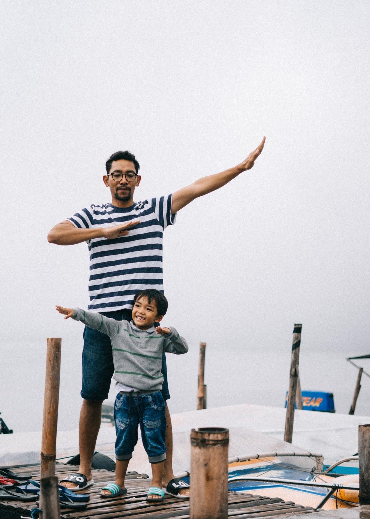 Πώς να δομήσω μια σχέση ασφάλειας και επικοινωνίας με το παιδί μου