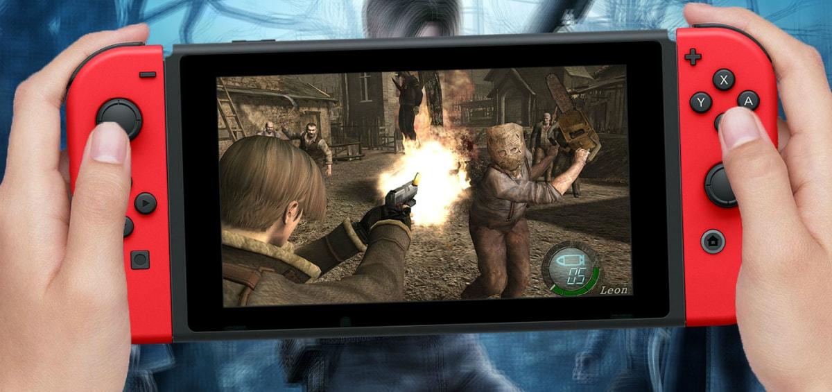 Resident Evil, Resident Evil 4 και Resident Evil 0 έρχονται στο Nintendo Switch!