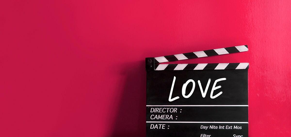 Όταν το σινεμά γνώρισε τον έρωτα!