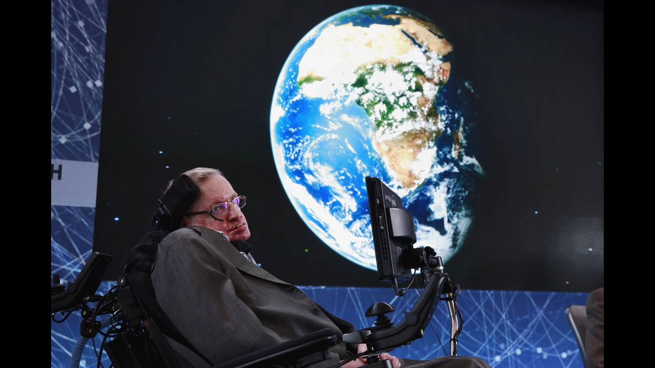 Stephen Hawking: ένας χρόνος χωρίς τον σύγχρονο Αϊνστάιν