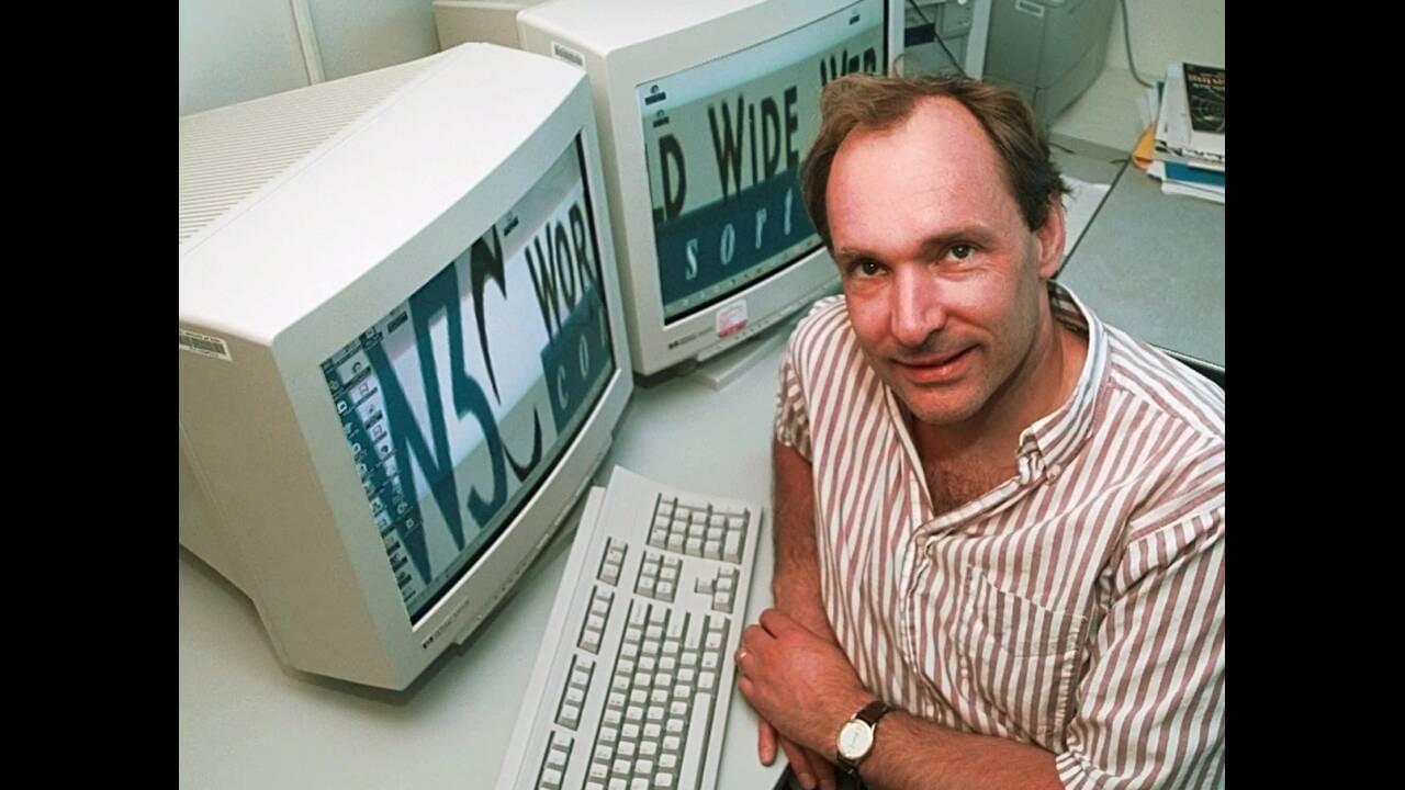 Google doodle: Το web έγινε 30 χρονών!