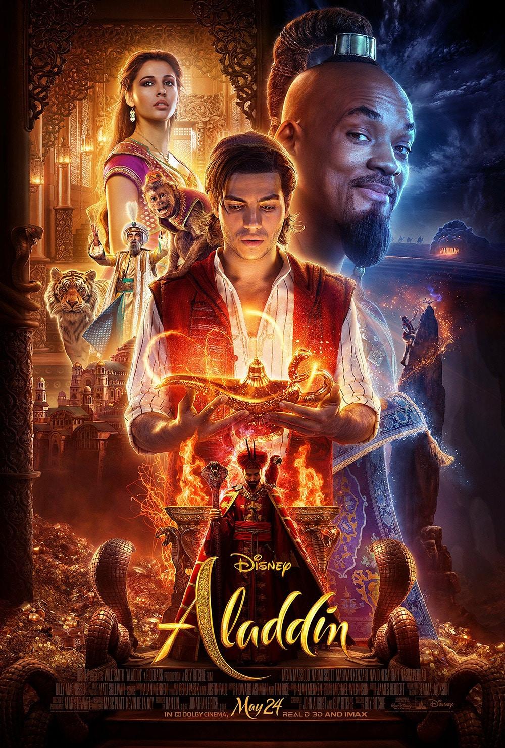 Tο πρώτο επίσημο trailer του Aladdin είναι εδώ!