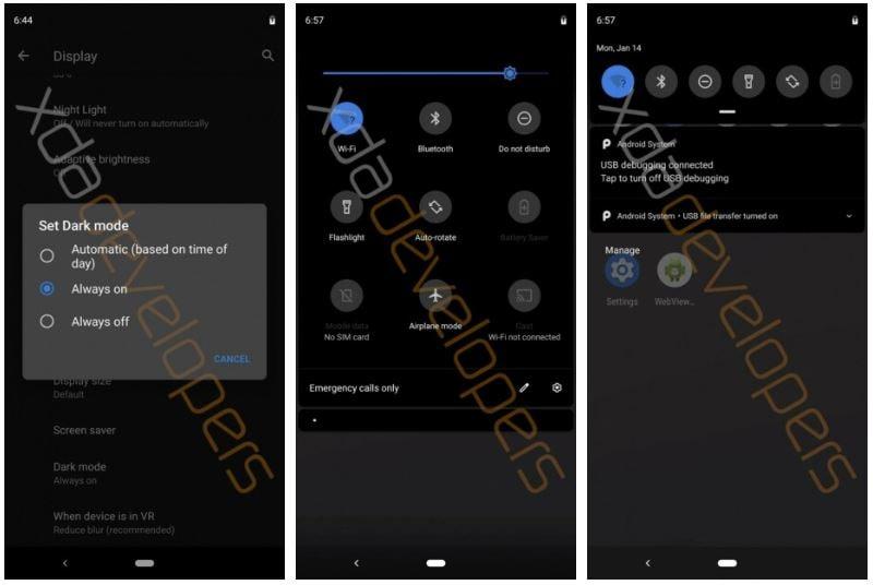 Android Q: έρχεται με χαρακτηριστικά που ξεχωρίζουν