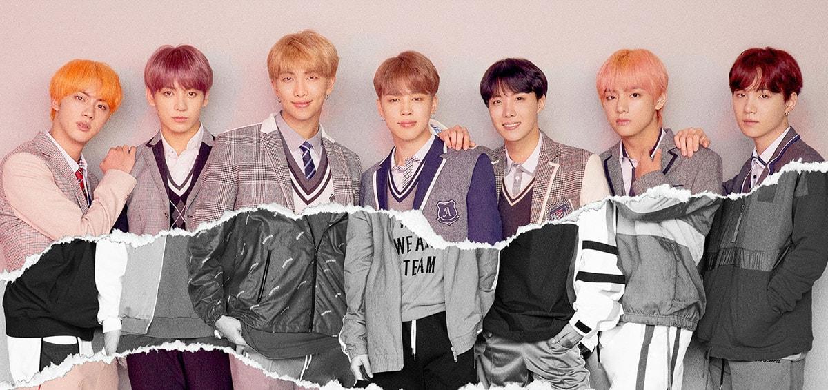 Το νέο album των BTS είναι γεγονός!