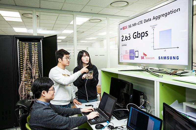 Galaxy S10 5G: Ταχύτητα 2,6Gbps σε δοκιμές στη Σεούλ!