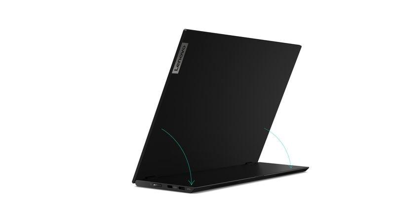 Η Lenovo παρουσίασε την πρώτη φορητή USB-C οθόνη!