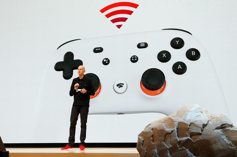 Stadia: Η Google παρουσίασε τη νέα της υπηρεσία cloud gaming